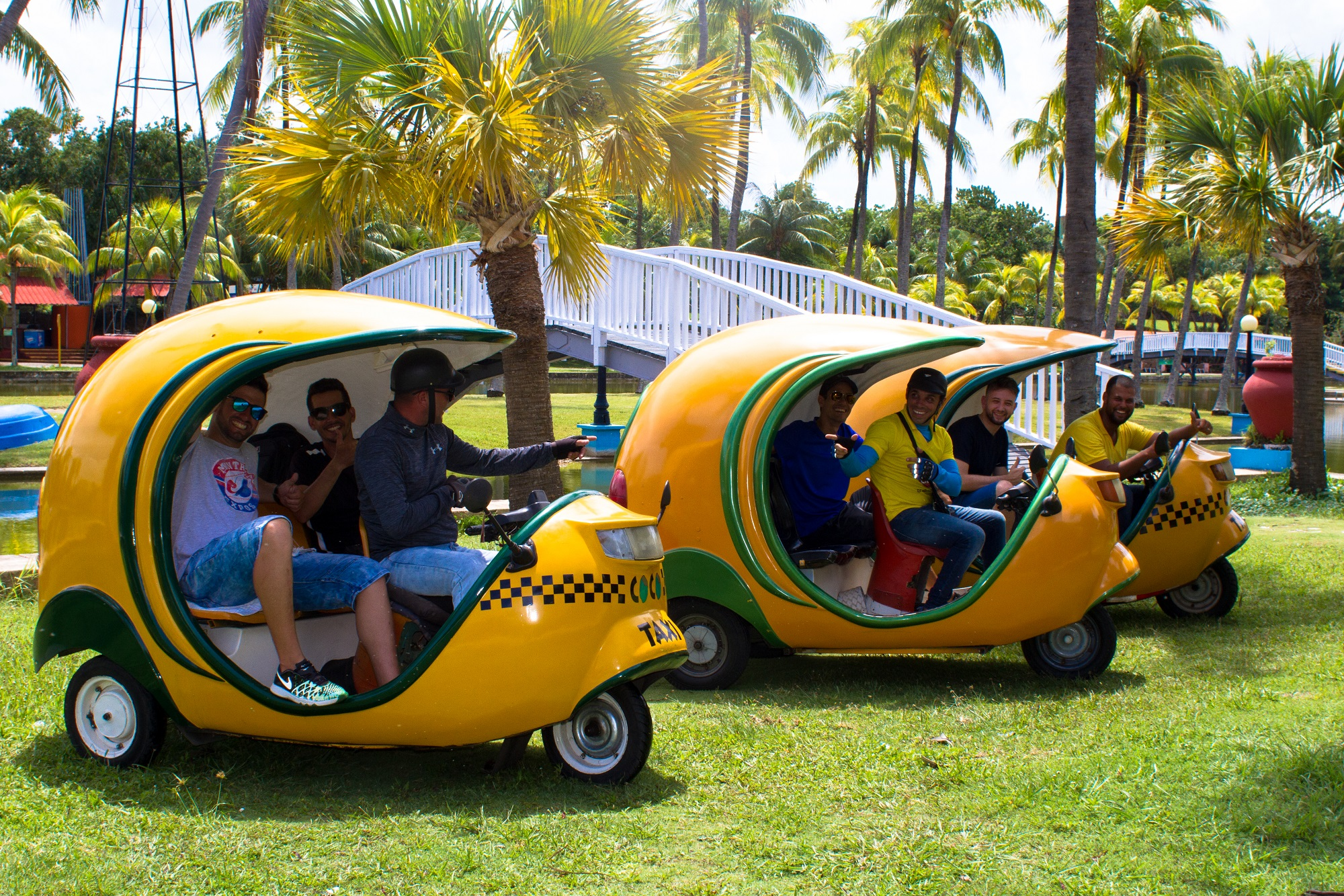 Great in Moto Taxi