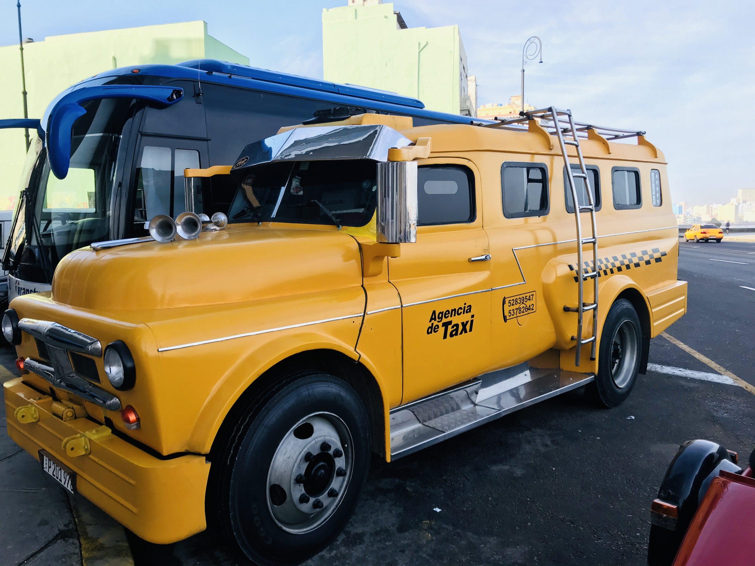 Taxis Grupos